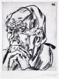 alter bauer by peter august böckstiegel