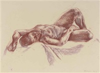 nude (study) by nicola hicks