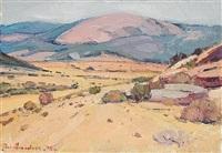 near springbok by piet (pieter gerhardus) van heerden