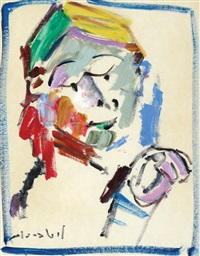 figure by pinchas litvinovsky