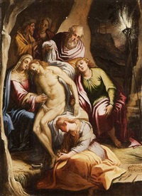 pietà by domenico mona