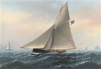 the racing cutter