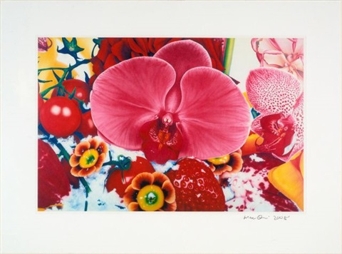 six moments of sunrise set of 6 by marc quinn