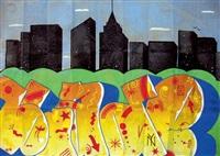 city lights by blade (steven ogburn)