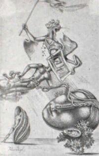santa lucia by fabius von gugel