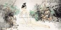 人物 by liang bo