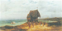 a shrine on the coast by thomas j. banks