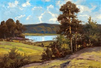 a summer's day by arthur heickell