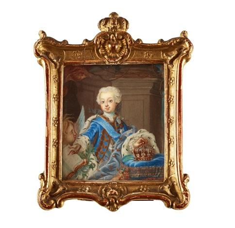 konung gustav iii som kronprins 1746 1792 by niclas lafrensen the elder