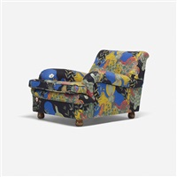 lounge chair by josef frank