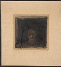 untitled (head) by john paul jones