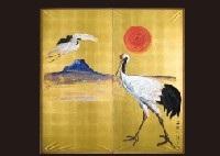 crane by kiyotsugu uenoyama