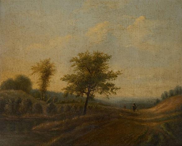 retour par le chemin creux by ezechiel davidson