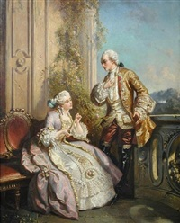 the proposal by josef hendrik hubert lies