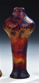 vase by st. denis et pantin