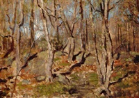 autumn by louis paul dessar