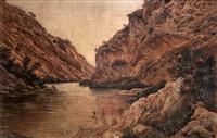 paisaje fluvial de asturias by jose tova villalba
