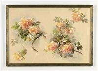 rosenblüten by constanze münch