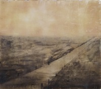 untitled (road) by joan nelson