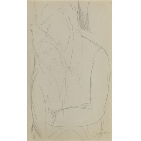 les deux orphelines by amedeo modigliani