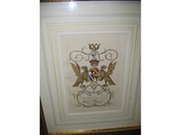 heraldic crests by jacobs