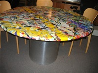 table by rick bachek