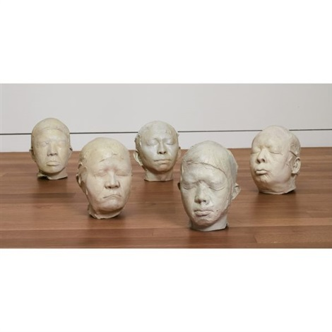 new people 5 works by zhang dali