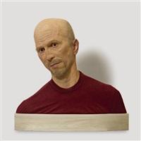 self-portrait by evan penny