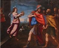 episodio biblico del vecchio testamento by francesco nasini