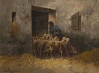 dans la bergerie by jules-g. bahieu