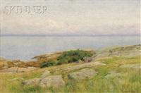 coastal view by edmund elisha case