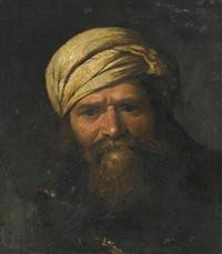 head of a man by michael sweerts