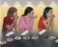 sushi-bar by almut heise