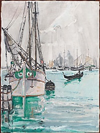 hamnen by rikard lindström