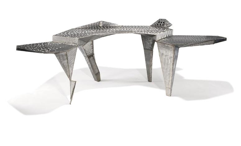 desk by bruce gray
