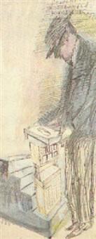 mann und treppe by romane holderried-kaesdorf