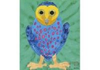 owl by junji kawashima