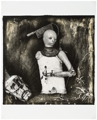 un santo obscuro by joel-peter witkin
