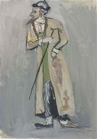 badkhen from boytre der gazlen (design) (+ 3 others; 4 works) by meier akselrod