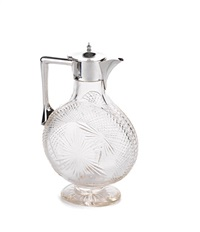 claret jug by j. grinsell and sons