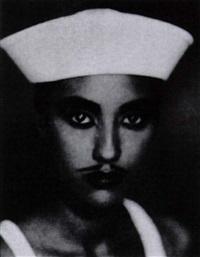 gerri - sailor woman by jose picayo