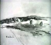neufelder landschaft by edith naske