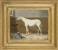 hableany in a stable by franz reichmann