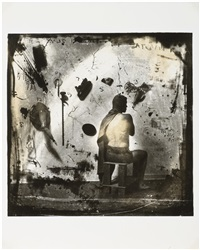 the sins of joan miro by joel-peter witkin