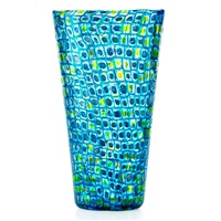 murrine vase by gianni versace