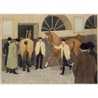 The Horse Mart (Barbican No.1), 1920