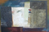 abstract composition by pietro adamo