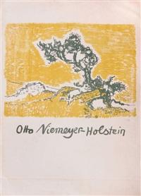 windflüchter by otto niemeyer-holstein