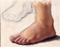 foot by aram gershuni