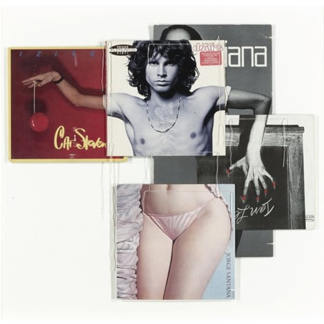doorsiana from the body mix series by christian marclay